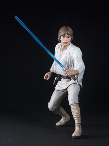 main photo of ARTFX+ Star Wars Luke Skywalker