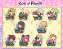 photo of -es series nino- Tales of Friends Clear Brooch Collection vol.1: Flynn