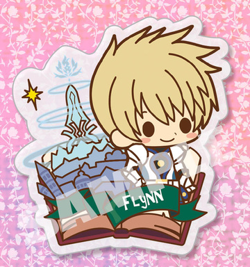 main photo of -es series nino- Tales of Friends Clear Brooch Collection vol.1: Flynn