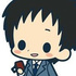 -es series nino- Durarara!! x2 Rubber Strap Collection: Ryuugamine Mikado
