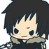 -es series nino- Durarara!! x2 Rubber Strap Collection: Orihara Izaya