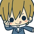 -es series nino- Durarara!! x2 Rubber Strap Collection: Kida Masaomi