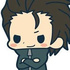 -es series nino- Durarara!! x2 Rubber Strap Collection: Kadota Kyouhei