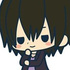 -es series nino- Durarara!! x2 Rubber Strap Collection: Heiwajima Kasuka