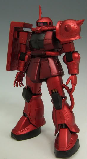 main photo of HCM Pro G-BOX SPECIAL Attack Campaign: MS-06S Zaku II