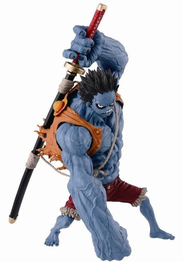 main photo of Figure Colosseum SCultures BIG Zoukeiou Chojho Kessen III vol.3 Nightmare Luffy