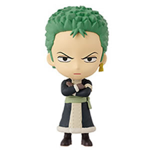 main photo of Ichiban Kuji One Piece Emotional Episode ~Drum Kingdom~: Roronoa Zoro Chibi Kyun-Chara