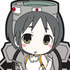 Kantai Collection -Kan Colle- Kanmusume Medal Collection Rubber Type Part 3: Maruyu