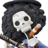 One Piece World Collectable Figure Mini Merry Attack: Brook