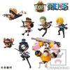 photo of One Piece World Collectable Figure Mini Merry Attack: Monkey D. Luffy
