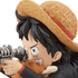 One Piece World Collectable Figure Mini Merry Attack: Monkey D. Luffy