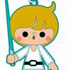 Star Wars Rubber Strap Collection: Luke