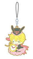 main photo of Pandora Hearts Rubber Strap Collection: Oz Vessalius