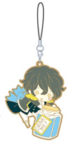 main photo of Pandora Hearts Rubber Strap Collection: Gilbert Nightray