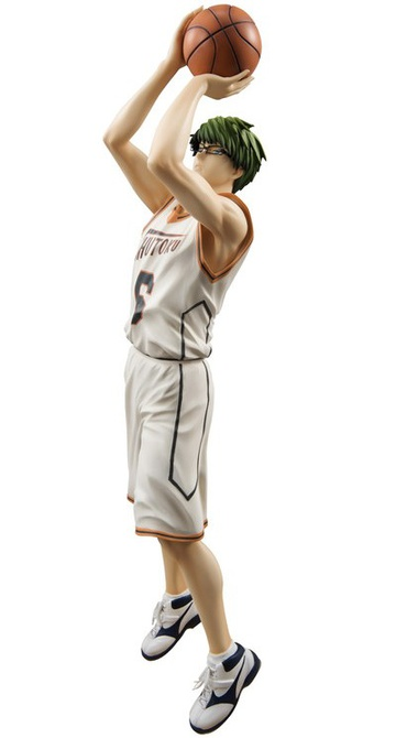 main photo of Kuroko no Basket Figure Series Midorima Shintarou