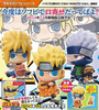 photo of Chimi-Mega Soft Vinyl Series Sofbi de Kuchiyose dattebayo! NARUTO Shippuden Uzumaki Naruto with Kurama