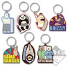 photo of Ichiban Kuji Shirokuma Cafe ~Snap Collection~: Grizzly Rubber Strap