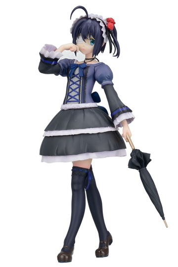 main photo of PM Figure Rikka Takanashi Gothic Dress ver.