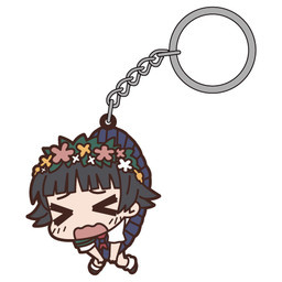 main photo of Toaru Kagaku no Railgun S Tsumamare Pinched Keychain: Uiharu Kazari