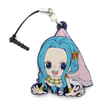 main photo of One Piece Tsumamare Pinched Strap: Nefertari Vivi