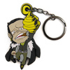 photo of One Piece Tsumamare Pinched Keychain: Sir Crocodile