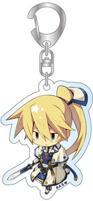 main photo of GUILTY GEAR Xrd-SIGN Deformed Acrylic Keychain: Ky Kiske