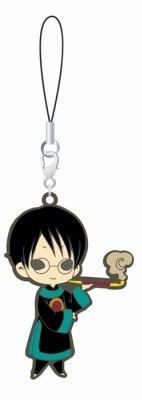 main photo of xxxHolic Rubber Strap: Watanuki Kimihiro