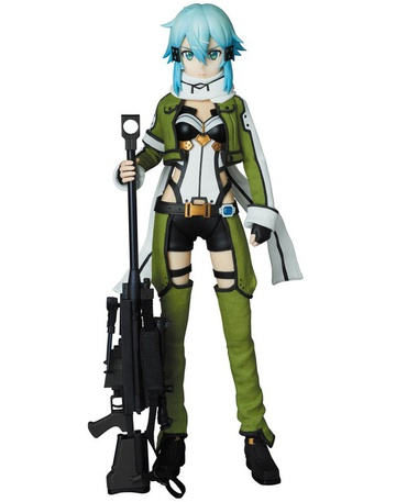 main photo of Real Action Heroes No.698 Sinon