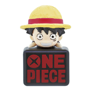 main photo of One Piece Double Jack Mascot Series: Monkey D. Luffy