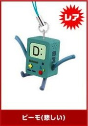 main photo of Adventure Time Figure Strap: BMO Rare ver.