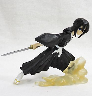 main photo of Bleach Real Collection 1: Kuchiki Rukia