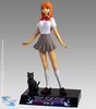 photo of Bleach Action Figure Series 2 Inoue Orihime & Yoruichi
