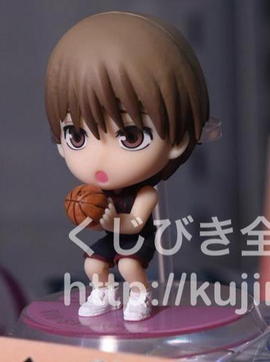 Kuroko no basuke Rakuzan H chibi kyun figure Aomine /& Sakurai Ichiban kuji