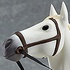 photo of  figma Horse (White)