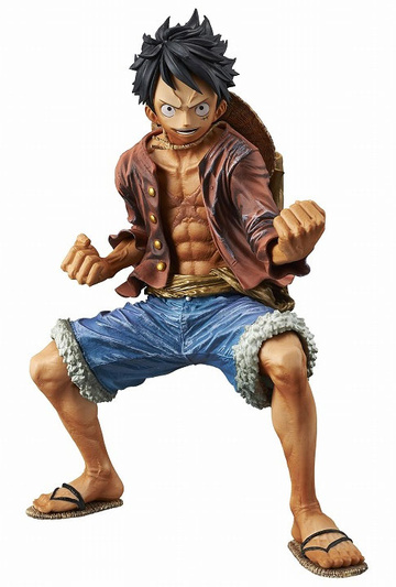 main photo of King of Artist Monkey D. Luffy
