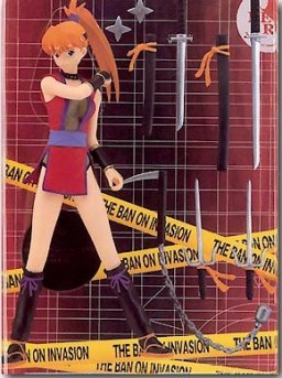 main photo of Evangelion Special Mission Set 2: Asuka Langley Ninjya Ver.