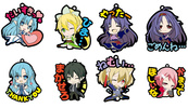photo of Sword Art Online II Part Mothers Rosario Trading Rubber Strap Collection: Leafa Bored... ver.