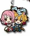 main photo of Ichiban Kuji Premium Sword Art Online Stage 2 Rubber Strap: Lisbeth, Silica