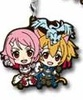 photo of Ichiban Kuji Premium Sword Art Online Stage 2 Rubber Strap: Lisbeth, Silica