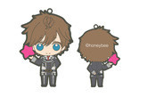 main photo of Starry☆Sky Double-sided Rubber Strap Collection: Touzuki Suzuya