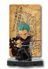 photo of Ichiban Kuji One Piece ~Dressrosa Battle Hen~ Card Stand Figure: Roronoa Zoro