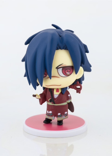 main photo of DRAMAtical Murder Trading Chimi Figure Collection: Koujaku