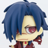 DRAMAtical Murder Trading Chimi Figure Collection: Koujaku