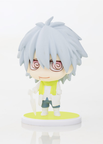 main photo of DRAMAtical Murder Trading Chimi Figure Collection: Clear