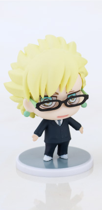 main photo of DRAMAtical Murder Trading Chimi Figure Collection: Virus