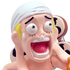 One Piece Super Surprised Swing: Enel