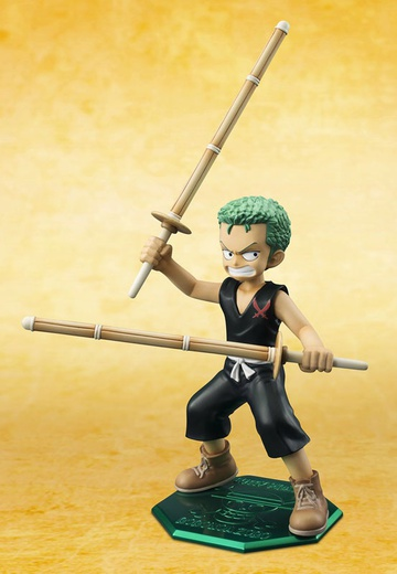main photo of Portrait Of Pirates CB-R2 Roronoa Zoro