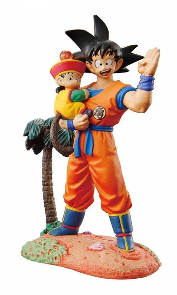 main photo of Dragon Ball Kai Capsule Neo Battle Highlight: Goku & Baby Gohan
