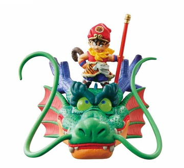 main photo of Dragon Ball Capsule Neo The Return of Saiyan: Son Gohan with Shenlong