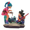 photo of Dragon Ball Capsule Neo Makafushigi Doragonbouru Soushuuhen: Bulma and Goku